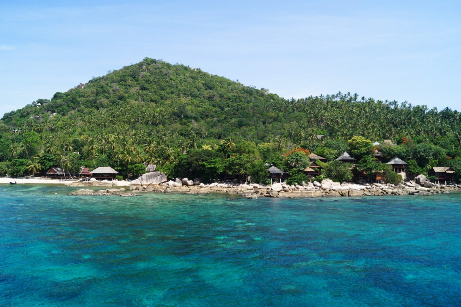 Haad Tien Beach Resort Koh Phangan