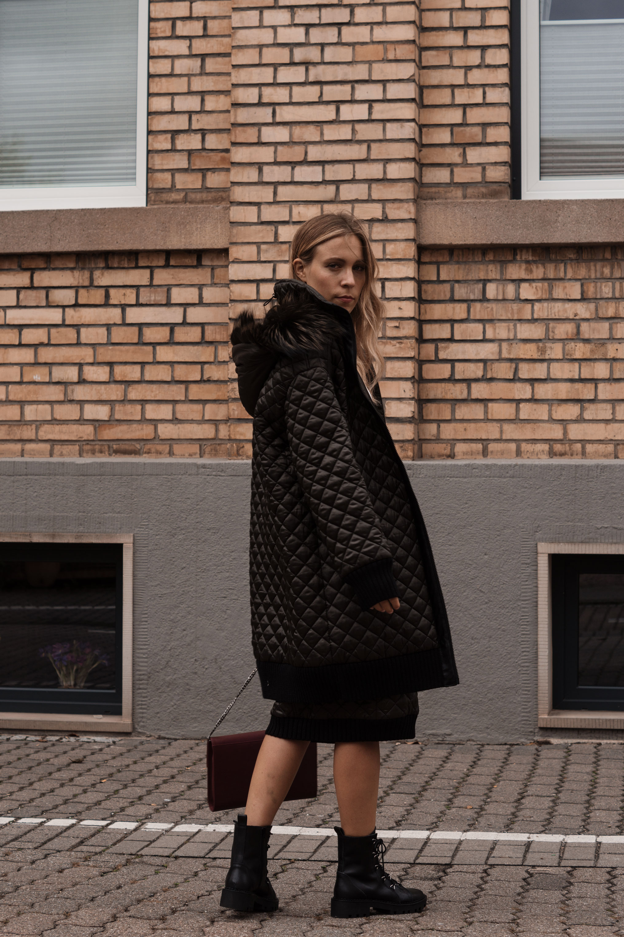 Coat Love Airfield Two Styles Coats Herbstjacke Fall Jacket Fall Outfit Herbstlook Sariety Fashionblogger Modeblog Heidelberg Boots Winter_3