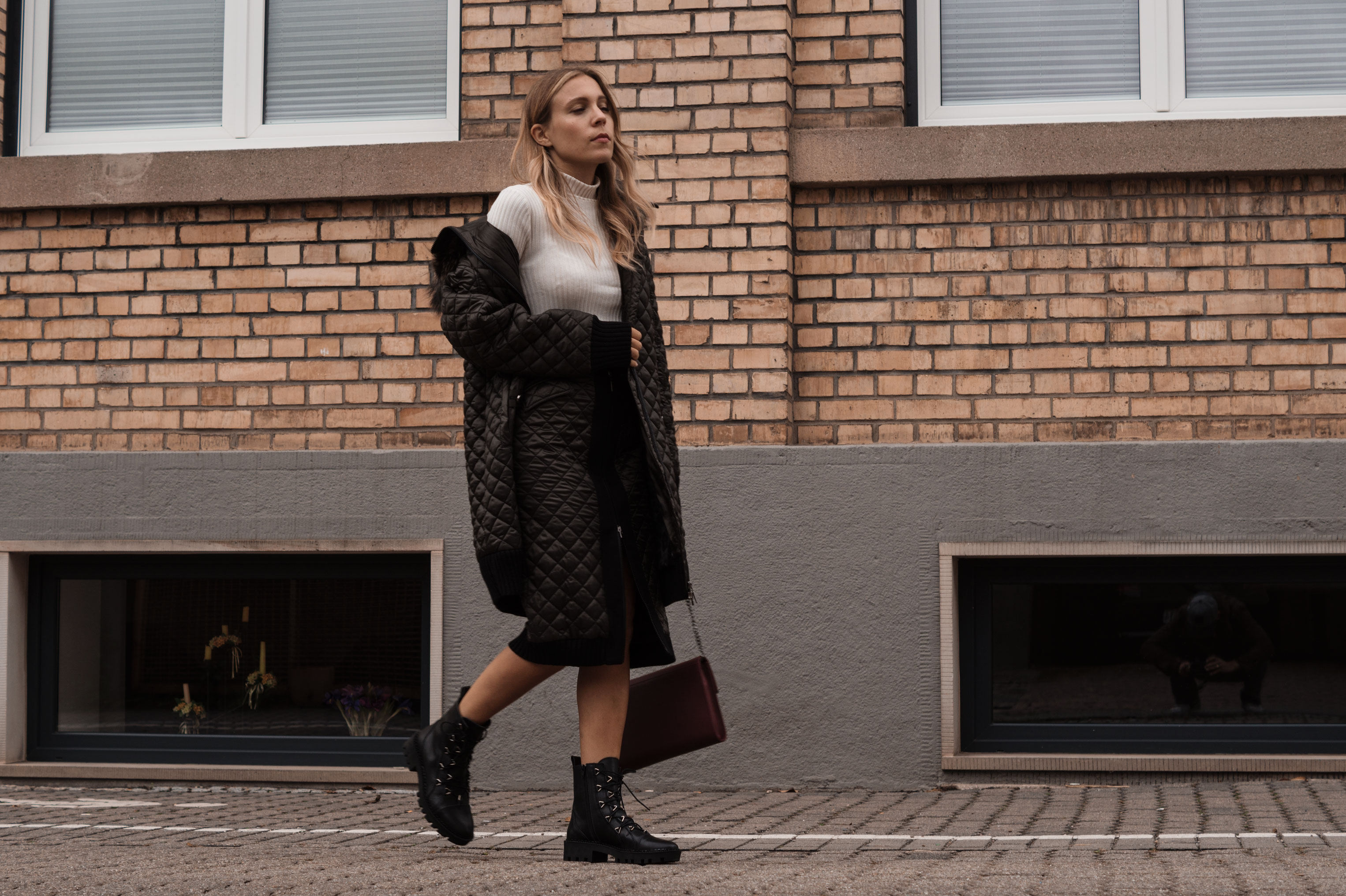 Coat Love Airfield Two Styles Coats Herbstjacke Fall Jacket Fall Outfit Herbstlook Sariety Fashionblogger Modeblog Heidelberg Boots Winter_4