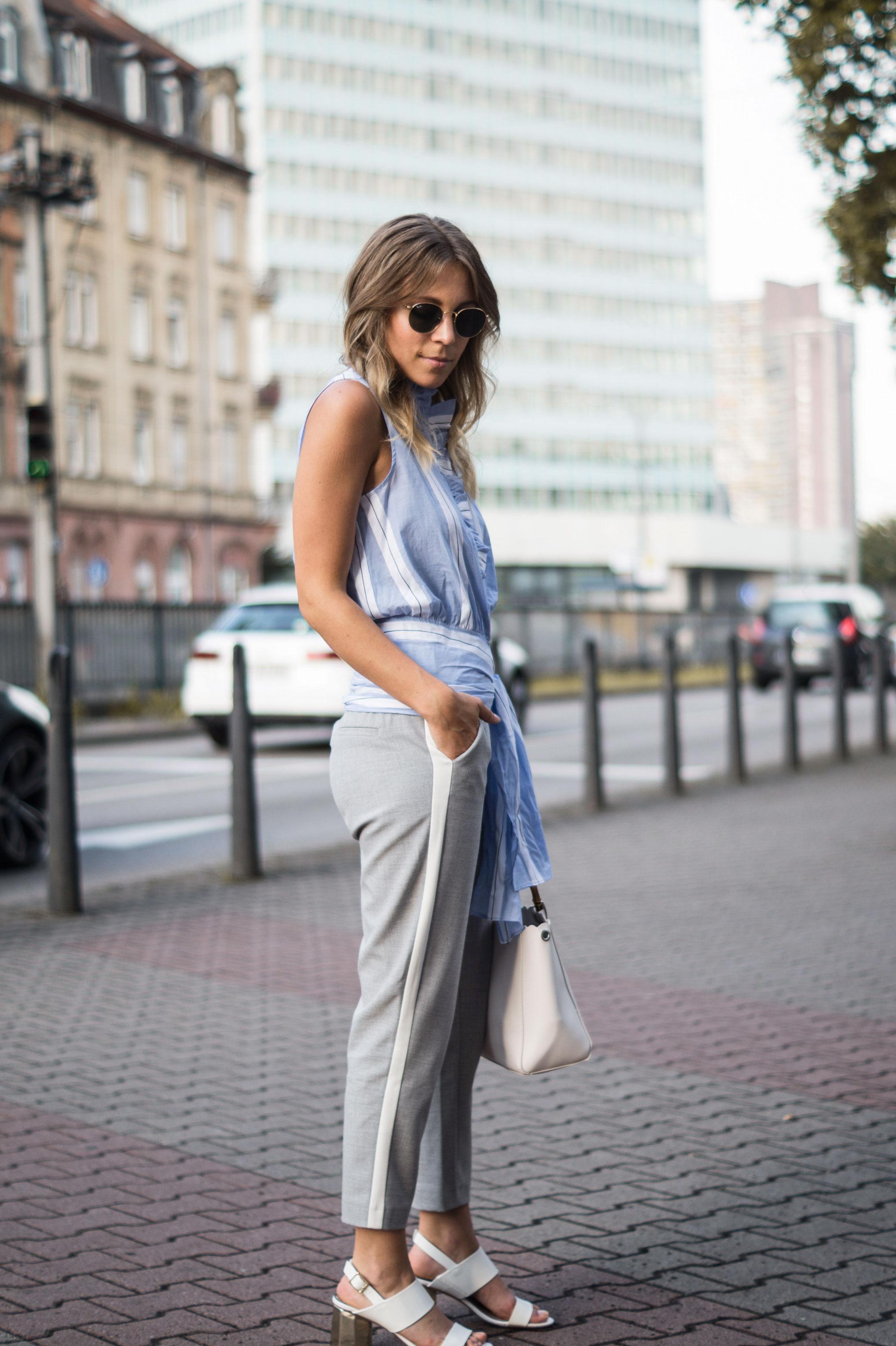 Mango-Wrap-Blouse-Knotenbluse-Joggers-Sariety-Fashionblogger-Modeblog-Heidelberg-Streetstyle-8