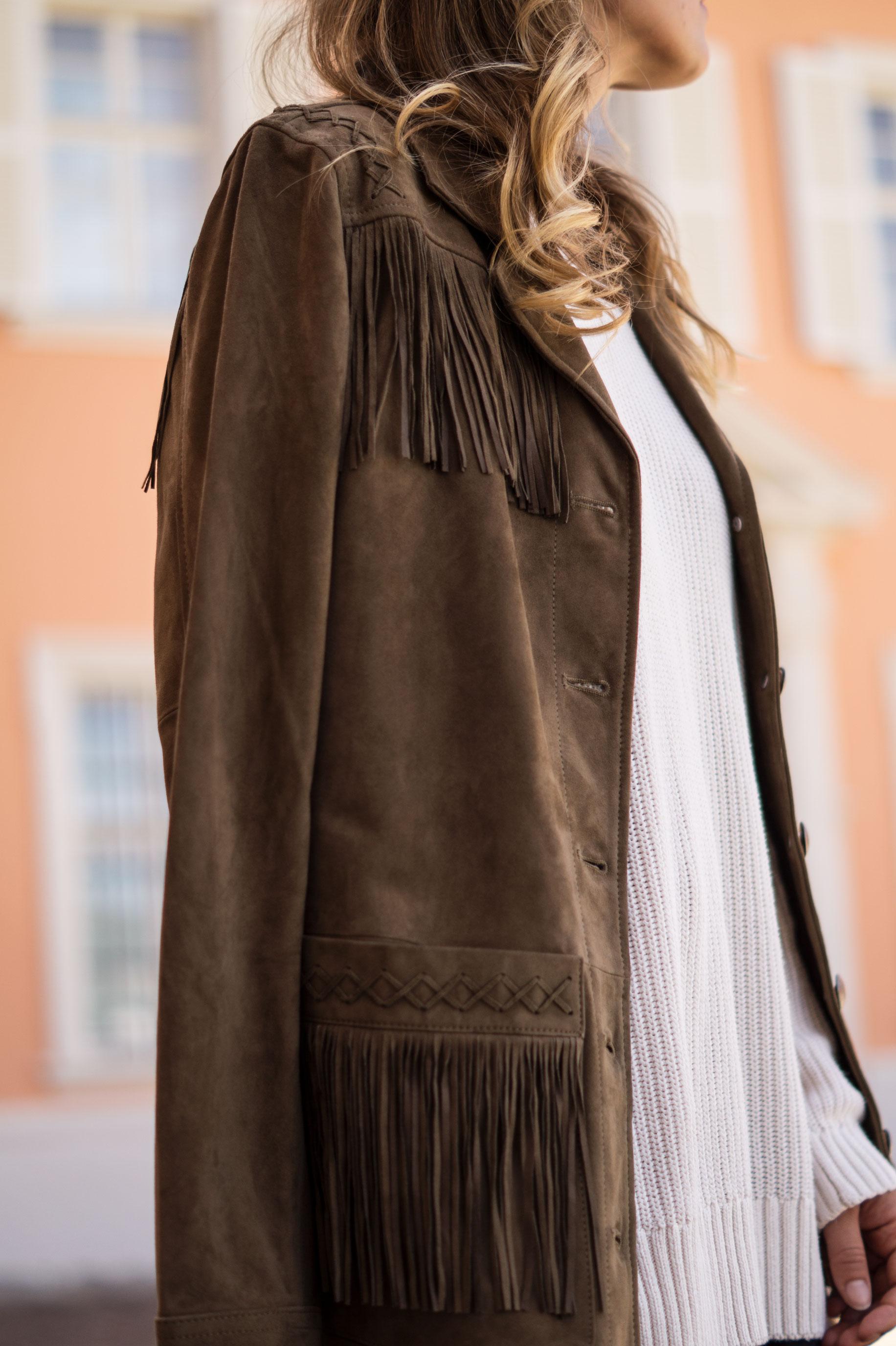 Fall Layers Herbstlook Fransenjacke Wildlederjacke Lace Up Heels Sariety Sarah Schaefer Modeblog Heidelberg_7