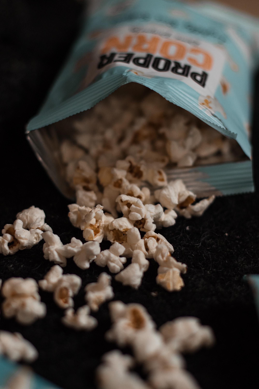 Propercorn Notebook Stilnest Sariety Design Popcorn Notizbuch Blogger Edition_1