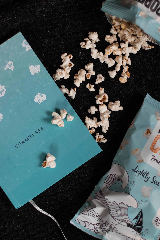 Propercorn Notebook Stilnest Sariety Design Popcorn Notizbuch Blogger Edition_6