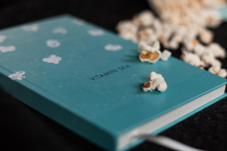 Propercorn Notebook Stilnest Sariety Design Popcorn Notizbuch Blogger Edition_9