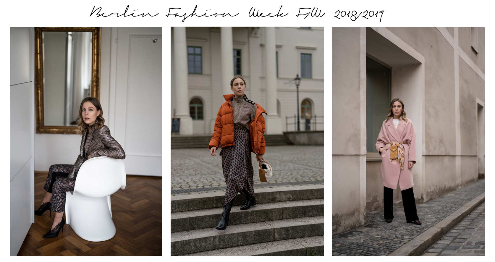 bdff7fa47e64 Fashion Weeks 2018 Recap Jahresrückblick Fashion Week Berlin Mailand  Kopenhagen Outfit Review Modeblog Heidelberg Mannheim Deutschland fashion  blog Germany ...